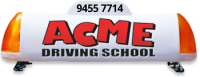 Acme Driving Schools Perth